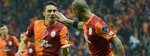 Galatasaray 6 – 1 Akhisar Belediye