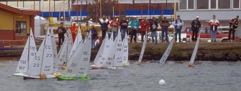 Sporcularımız IOM Sınıfında İstanbul Şampiyonu Oldu