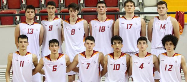 U16 Erkek | Galatasaray 73–66 Özel Gelişim Koleji