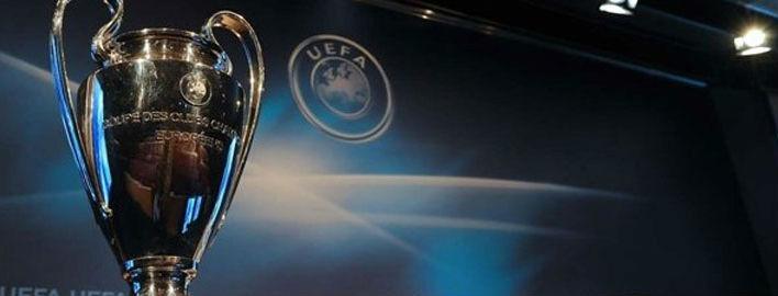 UEFA Şampiyonlar Ligi'nde Çeyrek Final Kuraları Çekiliyor