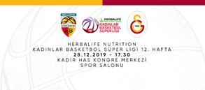 Maça Doğru | Bellona Kayseri Basketbol - Galatasaray