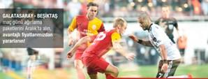 Beşiktaş Maç Günü Ağırlama Paketlerinde Erken Rezervasyon Avantajı