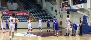 U15 Erkek | Galatasaray 94-39 Değişim Spor Kulübü