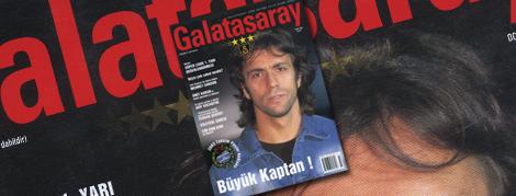 Galatasaray Dergisi 7. Sayı İçeriği