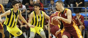 BGL | Fenerbahçe Doğuş 93–85 Galatasaray