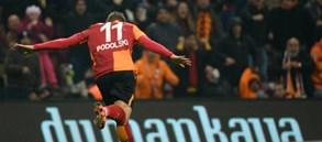Golcüler: Galatasaray 23-3 Beşiktaş