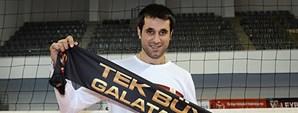 İbrahim Emet Galatasaray'da