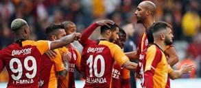 Galatasaray 1 - 0 Aytemiz Alanyaspor