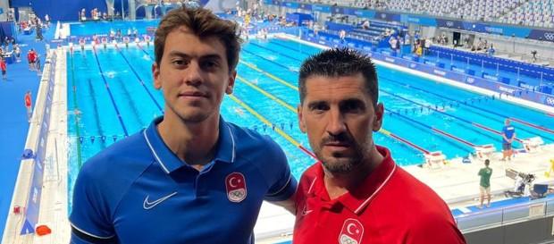 Berkay Ömer Öğretir 100m kurbağalama kategorisinde 18. sırada yer aldı