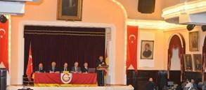 Mart Ayı Divan Toplantısı Yapıldı