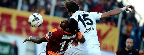 Akhisar Belediye 2 - 1 Galatasaray