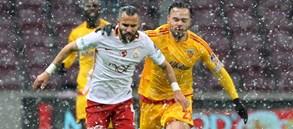 Galatasaray 1 - 2 Kayserispor