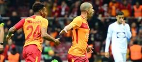 Galatasaray 4-2 Teleset Mobilya Akhisarspor