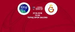 Maça doğru | TOFAŞ – Galatasaray