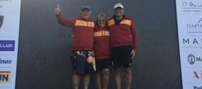 Master yüzücülerimizden Aquamasters Göcek Açık Su Yüzme Yarışı'nda 3 birincilik