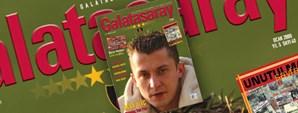 Galatasaray Dergisi 40. Sayı İçeriği