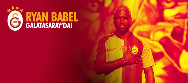 Ryan Babel Galatasaray'da