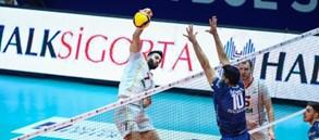 Halkbank 0-3 Galatasaray HDI Sigorta
