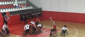 Gazişehir Gaziantep SK 63 - 68 Galatasaray