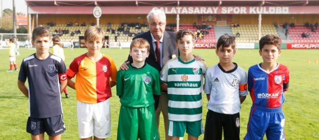 Ahmet Keskinkılıç adına Futbol Turnuvası gerçekleştirildi