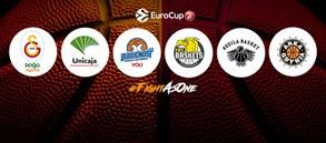 7DAYS EuroCup'ta kuralar çekildi