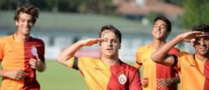 U21 Ligi   Galatasaray 2-1 Osmanlıspor