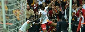 Galatasaray 3 - 1 Mersin İdman Yurdu
