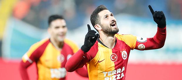 Çaykur Rizespor 1-1 Galatasaray