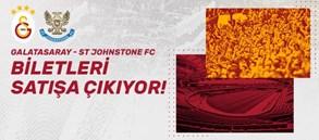 St Johnstone F.C. maçı biletleri satışa çıkıyor!