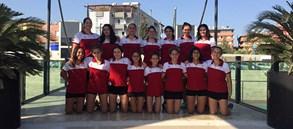 Galatasaray U17 Bayan Sutopu Takımı Final Grubunda