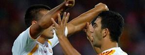 1. Hafta   Gaziantepspor 2 - Galatasaray 3