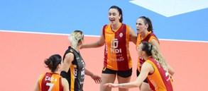 Halkbank 1-3 Galatasaray HDI Sigorta