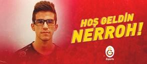 """Stefan """"Nerroh"""" Pereira Galatasaray Esports'da"""