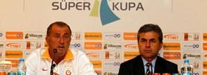 Süper Kupa: Teknik Direktörler Basın Toplantısı