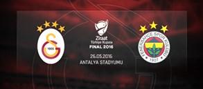 Ziraat Türkiye Kupası Final Maçı Bilet Duyurusu