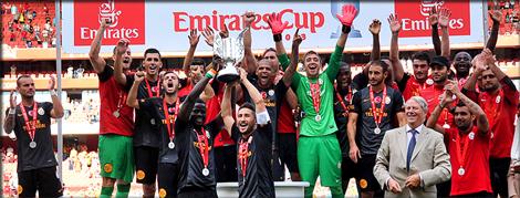 2013 Emirates Cup   Arsenal 1-2 Galatasaray