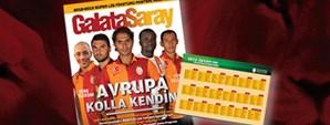 Galatasaray Dergisi'nin 115. Sayısı Çıktı