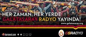 Galatasaray Radyo Yayında!