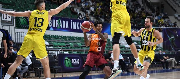 Galatasaray NEF, Cevat Soydaş Turnuvası'nı üçüncü tamamladı