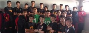 U14 Takımımız Grubunda Şampiyon Oldu