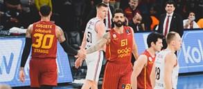 Galatasaray Doğa Sigorta 73-89 Rytas Vilnius