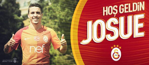 Josue Pesqueira Galatasaray'da