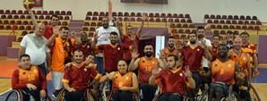 Maça Doğru: Galatasaray - Ankara Yenimahalle Bld.
