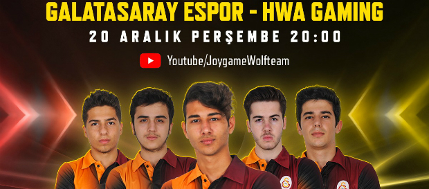 ASUS Wolfteam Ligi Yarı Final | Galatasaray – HWA Gaming