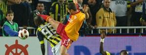 Fenerbahçe 0 - 0 Galatasaray