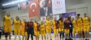 Galatasaray 90-79 ÇBK Mersin Yenişehir Belediyesi