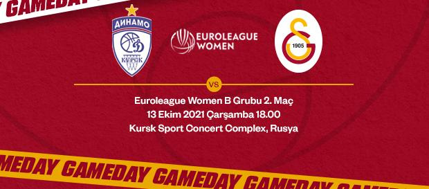 Maça Doğru | Dynamo Kursk - Galatasaray