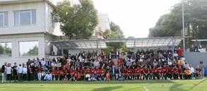 Galatasaray Lisesi mezunları Florya'da