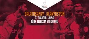 Maça doğru | Galatasaray – Aytemiz Alanyaspor
