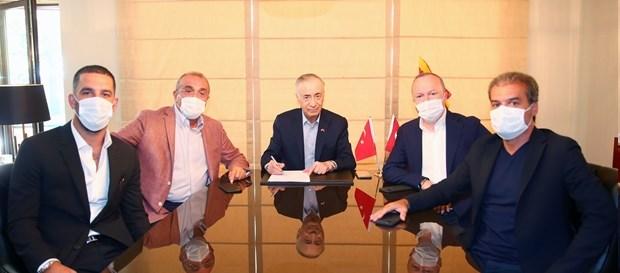 """Başkanımız Mustafa Cengiz: """"Arda Turan yuvasına geri dönüş imzası attı"""""""